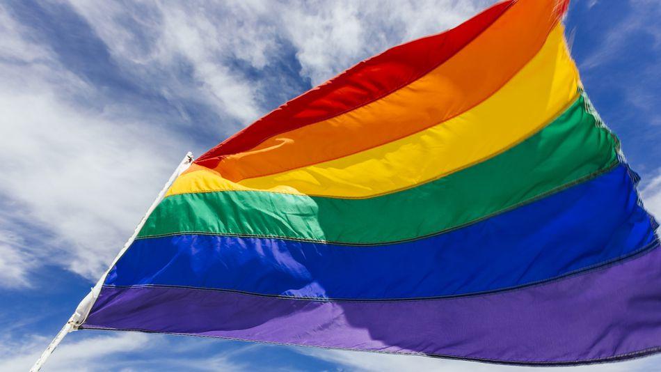 pride LGBT flag