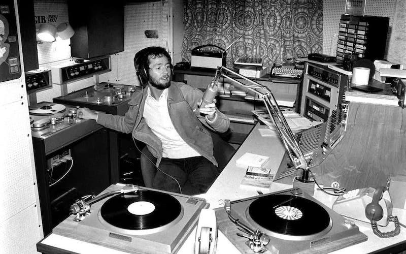 Kenny Everett on radio
