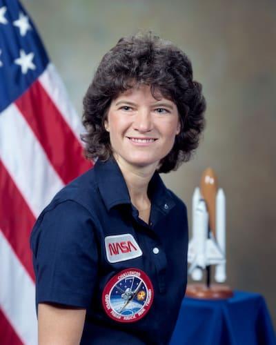 Sally Ride NASA