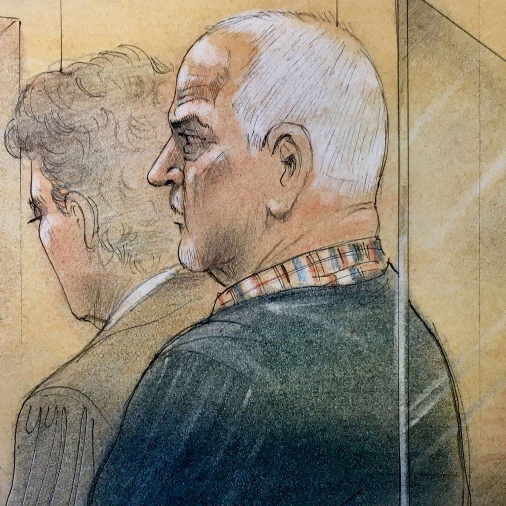 bruce mcarthur in court