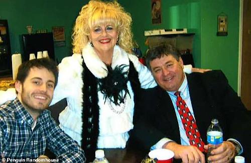 Garrard Conley and his parents