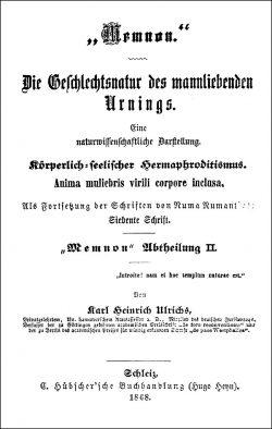 Karl H. Ulrichs