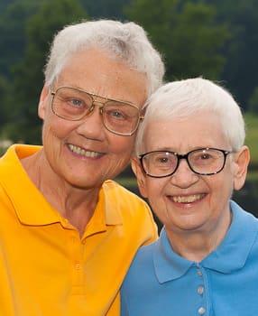 Barbara gittings and Kay