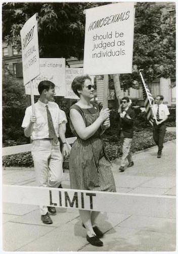 gittings protest
