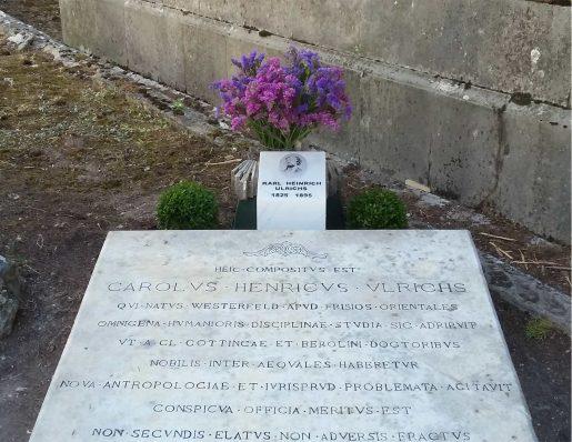 Ulrichs grave
