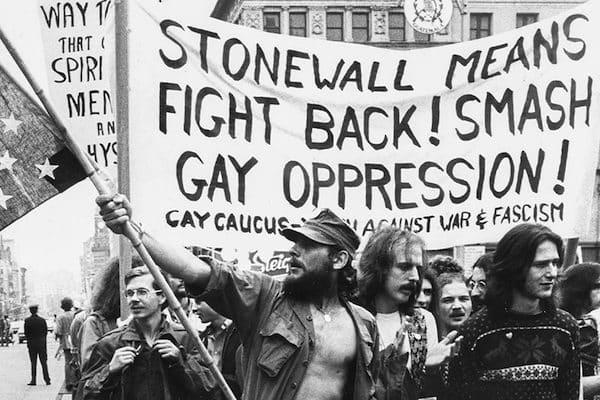 Stonewall rebellion
